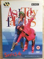 Jennifer Saunders Joanna Lumley Absolutely Fabulous ~ Temporada 4 Comedia GB DVD