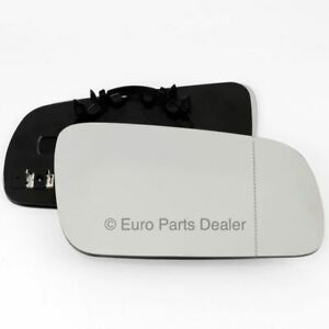 Wing door Mirror Glass Driver side for VW Bora 1998-05 Heated Blind Spot