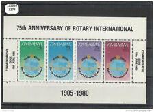 112014/1277 - ZIMBABWE 1980 - YT BF N° 1 ** (MNH) LUXE