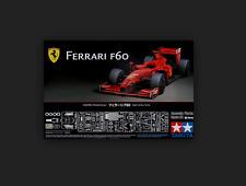 FERRARI F60 2009 Raikkonen-Massa 1/20 kit di montaggio 20059 TAMIYA