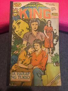 King KomiksBlg 312 Jun 24, 1987 Vintage Filipino Tagalog Komiks