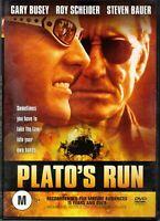 Plato's Run DVD Gary Busey, Roy Scheider, Steven Bauer, Tiani Warden