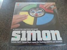 SIMON new old stock jeu scellé dans la boîte de 1989 mo emblématique rare rétro tabletop