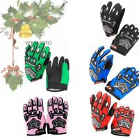 YOUTH/PEEWEE MX MOTORBIKE RACING GLOVES ATV/QUAD/DIRT/PIT BIKES KIDS OUTDOOR USA