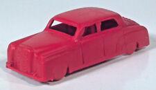 "Vintage Mercedes Benz 220S 2"" Scale Model Molded Plastic 1956 1957 1958 1959"