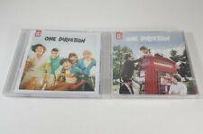 One Direction Set Of 2 CD Bundle