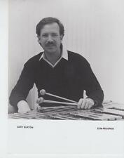 Gary Burton- Music Memorabilia Photo