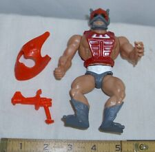 MATTEL HE MAN MOTU ZODAC FIGURE WITH EXTRA UNMATCHED ACCESSORIES