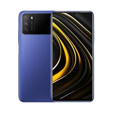 Xiaomi Smartphone POCO M3 blau 4+64G 6000mAh 6.53