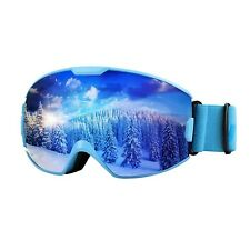 Kuyou Ski Goggles - OTG Snow Goggles,Over The Glasses Snowboard Goggles Anti-...