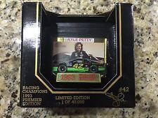 Kyle Petty #42 Mello Yello Nascar 1:64 Racing Champions 1993 1 of 40,000