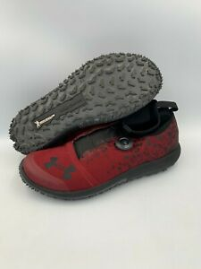 New Under Armour SPEED TIRE ASCENT MID 1289139 600 Size 9.5 13 Men Running Shoes