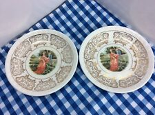 2 Barratts Of Staffordshire Saucers