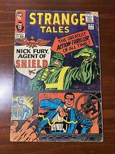 Strange Tales 135 Complete - Nick Fury Disney Plus