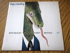 "BIG COUNTRY - REPUBLICAN PARTY REPTILE  7"" VINYL EP PS"