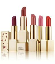 NIB Estee Lauder 5-Pc. Pure Color Envy Sculpting Lipstick Gift Set