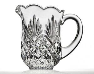 Shannon Water Pitcher 46 Oz Clear