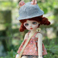 New clothes Hat Hair shoes For 1/6 BJD Doll Miu
