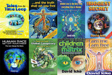 DAVID ICKE PDF SET 74 EBOOKS ON ONE DVD L@@K ************