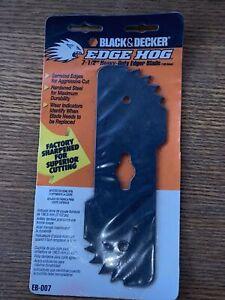 "Black+Decker Edge Hog Blade LE750  7-1/2"" Heavy Duty edger  Blade"