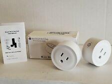 Mini Smart Plug 2-pack