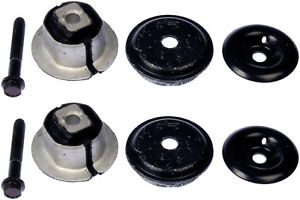 Kit of 2 Subframe Bushings Kits (Dorman# 924-047)Fits 06-09 Upper &Lower Impala