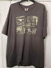 Harley-Davidson Santa Maria, California Men's Vineyards Graphic T-shirt Size 2XL