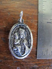 Sainte Anne De Beaupre Quebec Canada Basilique Saint Ann Catholic Medal