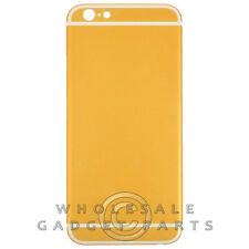 Door for Apple iPhone 6 CDMA Yellow Rear Back Panel Housing Battery Cover