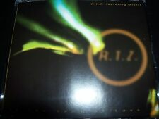 R.T.Z. Featuring Mistri ‎– In The Name Of Love Remixes Australian CD Single