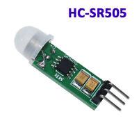 Mini HC-SR505 Infrared PIR Motion Sensor Precise Infrared Detector Module KMJKmn