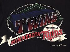 True Vintage 1996 Minnesota Twins XL T Shirt 90s MLB Baseball