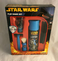 Star Wars Revenge of The Sith 2005 Play Shave Set - New In Box