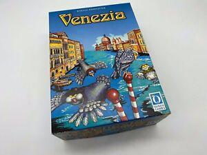 Venezia - Ronald Hofstätter - Queen Games - Gesellschaftsspiel - top Zustand