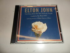 Cd   Elton John  – Something About The Way You Look Tonight / Candle In The (3)