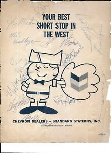 1963 14 Chicago White Sox Autographs Lollar DeBusschere +++ JSA LOA!!