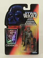 Star Wars Shadows Of The Empire Chewbacca Euro Red Card