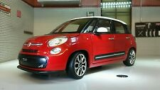 Peter Kay Car Share Model 1:24 Scale 2013 Fiat 500L Multipla Metal Toy Model Car