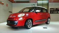 Modellini statici di auto, furgoni e camion multicolore per Fiat