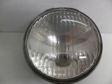 HONDA C50 C70 C90 early 6V 1967-71 GENUINE STANLEY HEADLIGHT LENS ASS 11