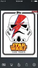 Topps Star Wars Digital Card Trader  TK-421 Pack Art Insert