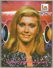 1979 Olivia Newton-John Christopher Reeve Village People Suzi Quatro Music Rare!