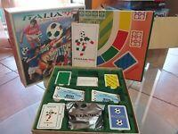 Rarissimo ITALIA 90 gioco da Tavola Licenza Clementoni il gioco dei Mondiali