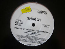 Shaggy - Piece Of  My Heart - Fast Shipping