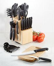 Brand New Martha Stewart Essentials 30 Piece Knife Cutlery Set (Ships Same Day!)