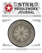 Star Needlework Journal #1.1 c.1916 Crochet Lace, Irish Crochet & Embroidery