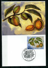 MONACO 1993 CM 1° jour, fleurs, amandier, timbre 1866