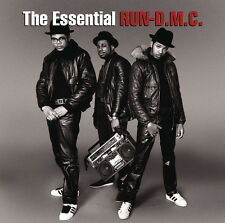 RUN-D.M.C. The Essential 2CD BRAND NEW Run DMC Best Of Greatest Hits Hip Hop