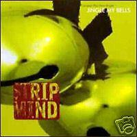 Strip Mind Jingle My Bells RARE VERSIONS Limited USA CD Single CHRISTMAS