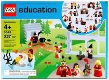 Lego Education Fairytale and Historical Minifigure Set (9349) New